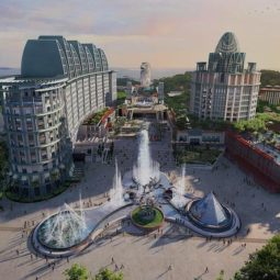 The Woodleigh Residences - Resort World Sentosa Singapore
