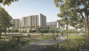 The Woodleigh Residences Bidadari Greenway Singapore