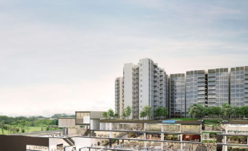 The Woodleigh Residences Cross Section Singapore