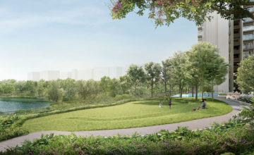 The Woodleigh Residences Infinity Greens Singapore