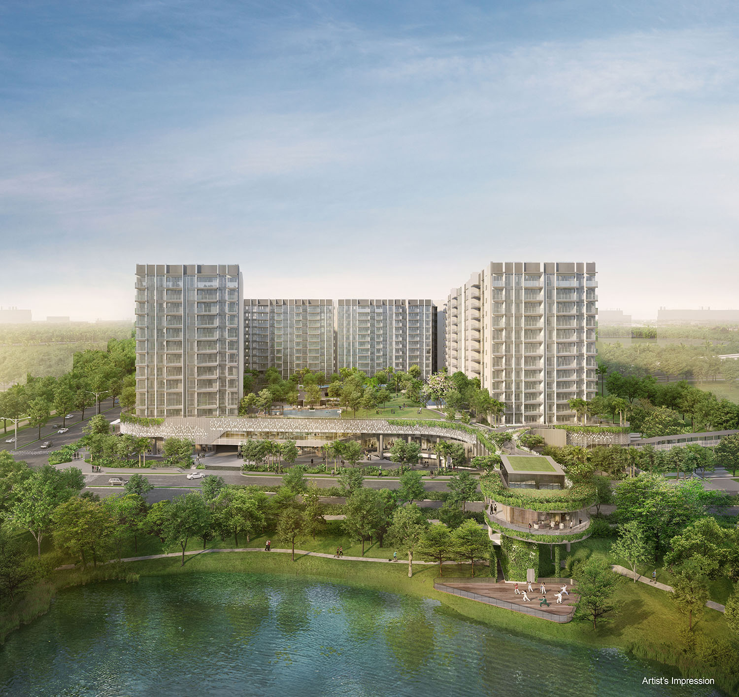 The Woodleigh Residences Singapore