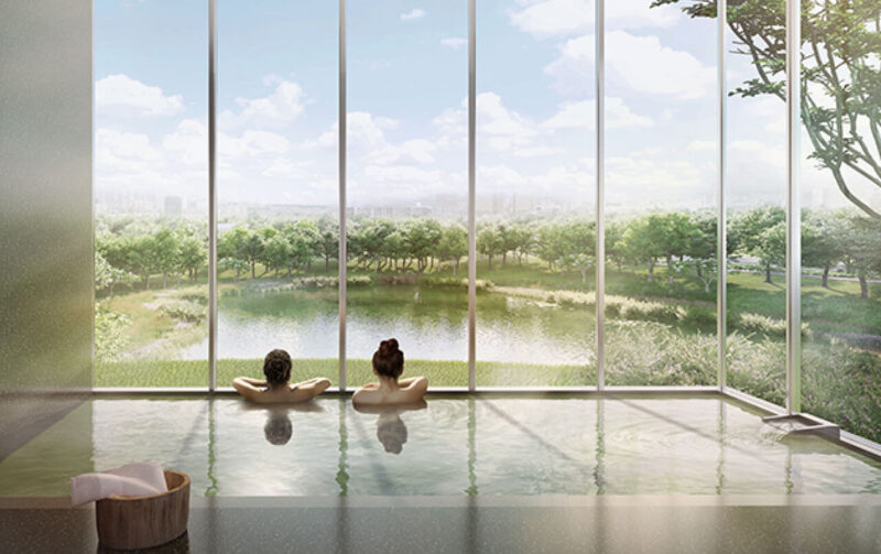 The Woodleigh Residences - Onsen