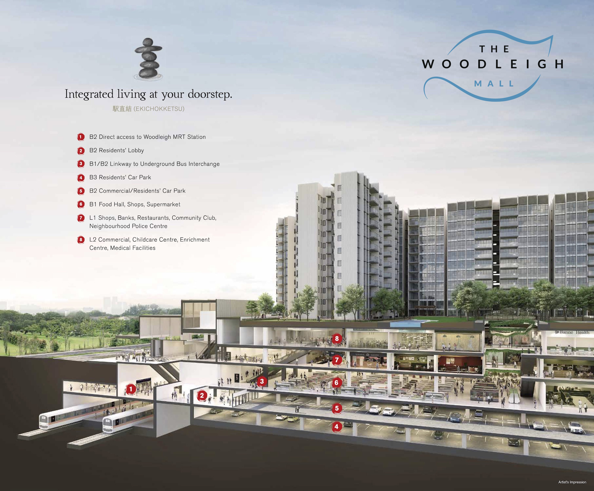 The Woodleigh Mall Singapore