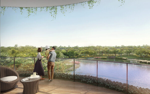 The Woodleigh Residences - Alkaff Lake